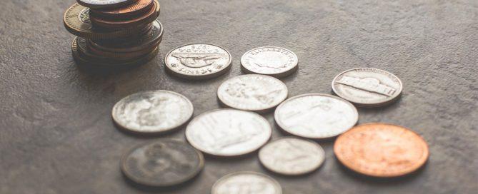 penge kontanter