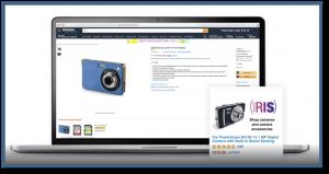 Amazon Sponseret Display