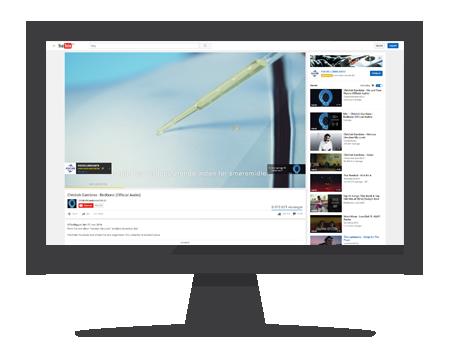 YouTube reklamer